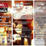 Centre de formation professionnelle pour musicens, chanteurs Pro Musica
