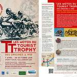 """Les motos du Tourist Trophy, des origines à 1950"""