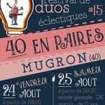 40 EN PAIRES - FESTIVAL DE DUOS ECLECTIQUES
