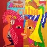 Aconcha peintre cubain au Festival Libertad. Exposition peintures, sculptures, installations, livre d'artiste et dessins