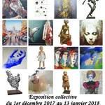 Exposition collective à la Galerie Laute - Rennes