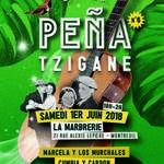 Peña Tzigane #6 : Marcela y Los Murchales, Cumbia y Cardon