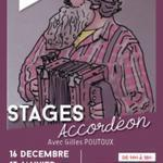 Stages accordéon