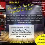 Compagnie Théâtrale du Lavedan - CTL - Cours de théâtre