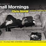 - SMALL MORNINGS - Chris SHAW  in) (between  record Vol. 33