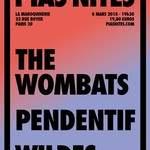 The Wombats @ La Maroquinerie