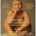 Atelier Sculpture Fanny Gaignard - Cours de sculpture, modelage de la terre