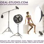Ideal Studio : Studio Photo ouvert à la Location pour les professionnels