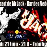 Mr Jack Fête la Musique au Bar des Vedettes