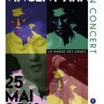 Vincent Ahn en concert : La Danse des Grues