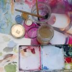 L'Atelier & Cie - Cours de dessin, peinture et gravure