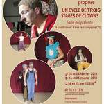 cycle de trois stage clown