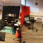 Location salles pour cours de chant ou instruments