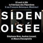 Résidence croisée #2 - Stéphane Broc, Audrey Louwet et Mauro Paccagnella