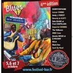 Festival BAR - Blues d'Automne en Rabelaisie