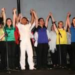 Masterclass de chant Gospel au Mont Ste Odile