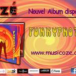 OZé  - nouvel album disponible : FUNKYPNOTIC